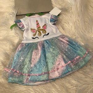 Baby unicorn costume (J)